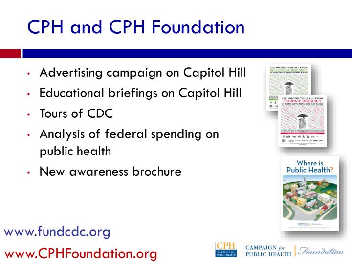 CPH and CPH Foundation