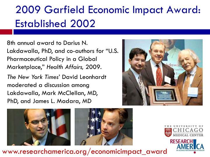 2009 Garfield