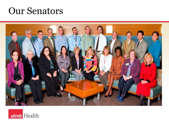 Our Senators