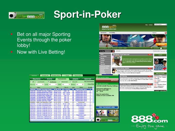Sport-in-Poker