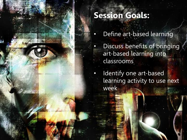 Session Goals: