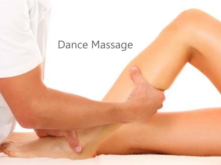 Dance Massage