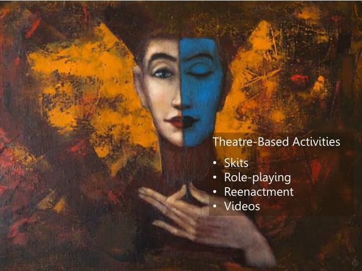 Theatre-Based Activities