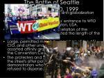 the battle of seattle november 30 1999