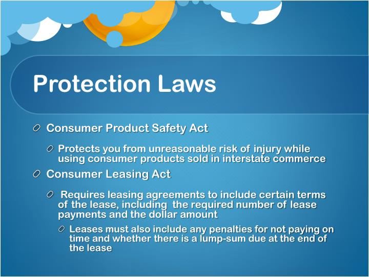 Protection Laws