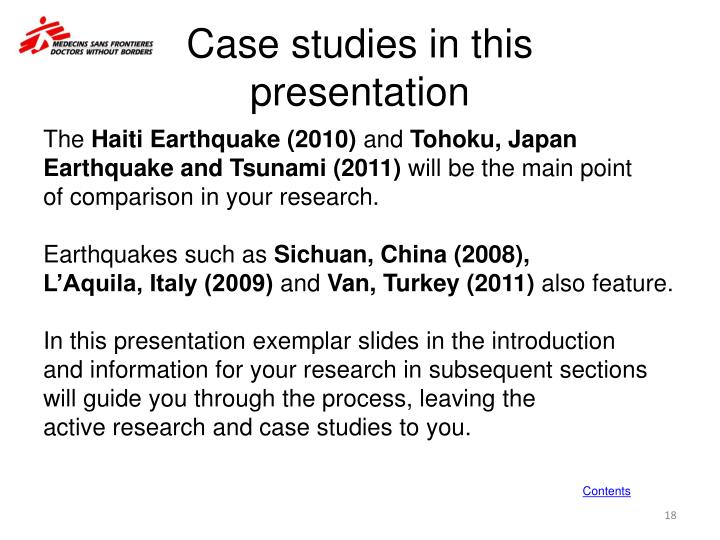 japan 2011 earthquake case study essay Facts and information about the march 11, 2011, earthquake and tsunami that struck japan.