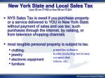new york state and local sales tax line 35 on it150 or line 59 on it 201