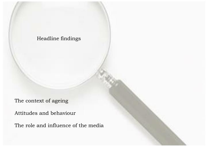 Headline findings