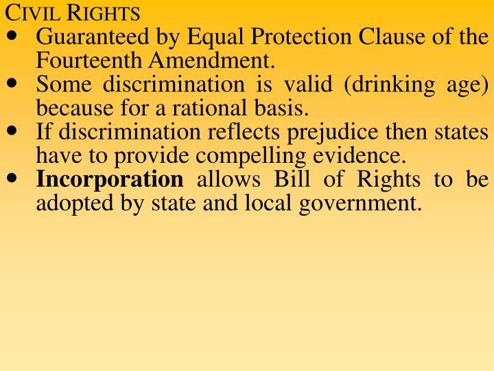 Civil Rights