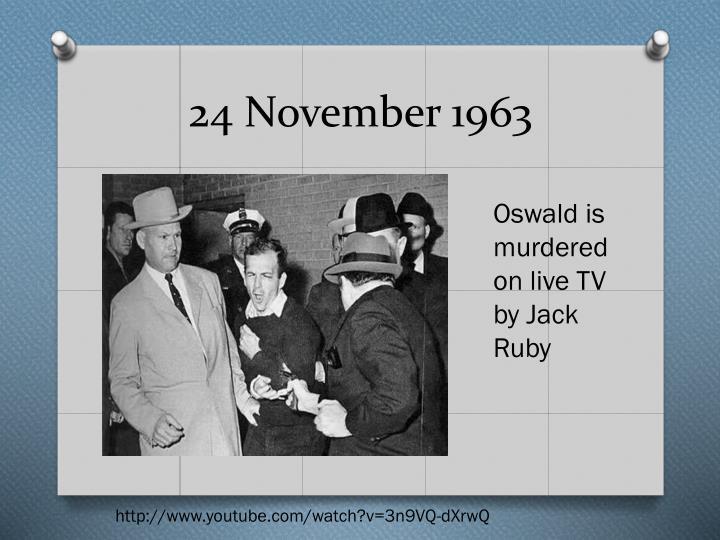 24 November 1963