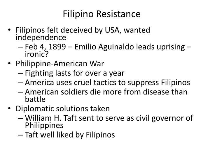 Filipino Resistance