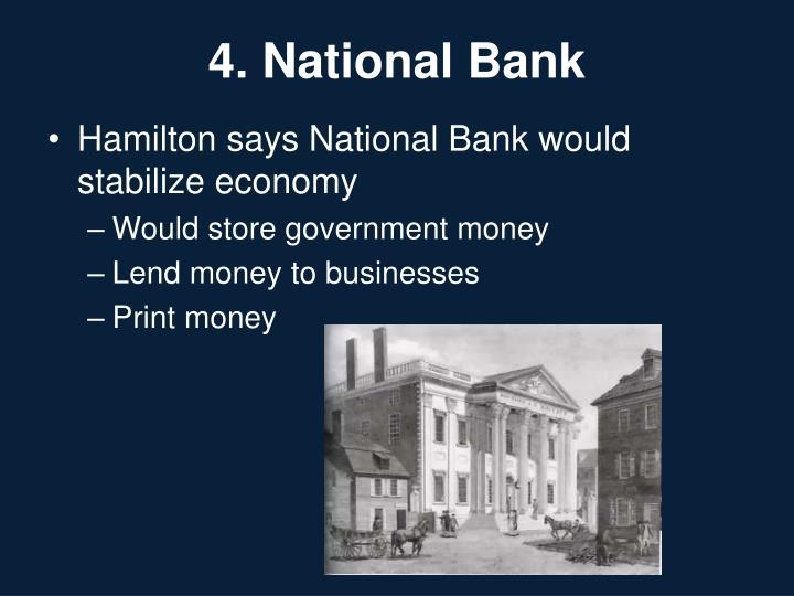 4. National Bank