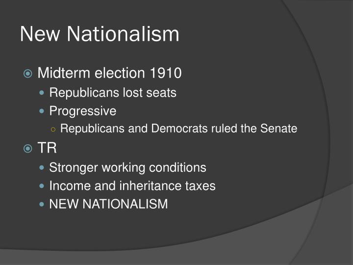 New Nationalism