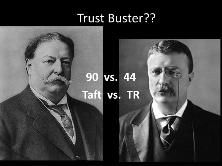Trust Buster??