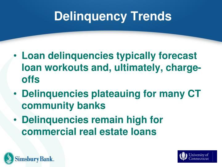 Delinquency Trends