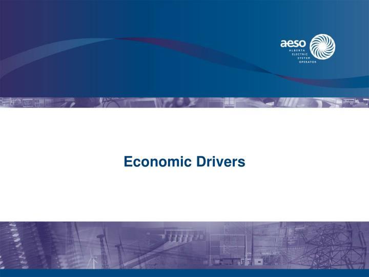 Economic Drivers