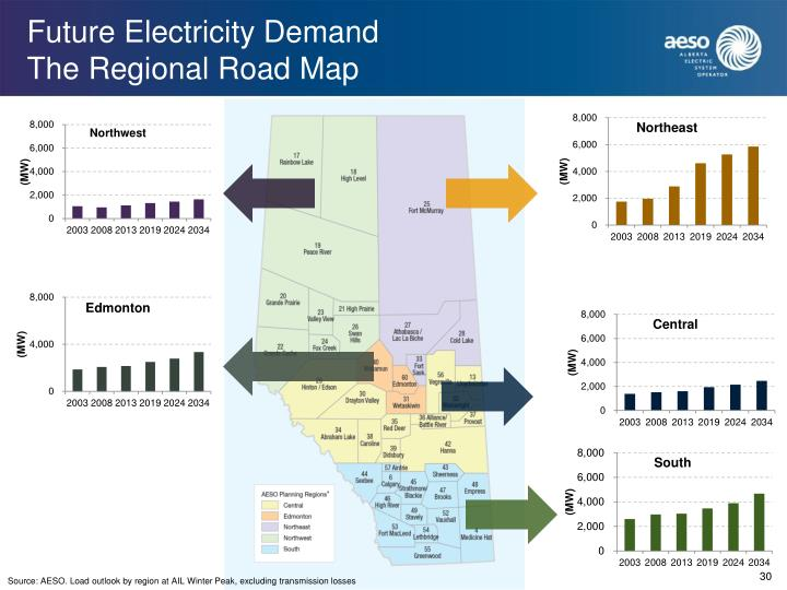 Future Electricity Demand
