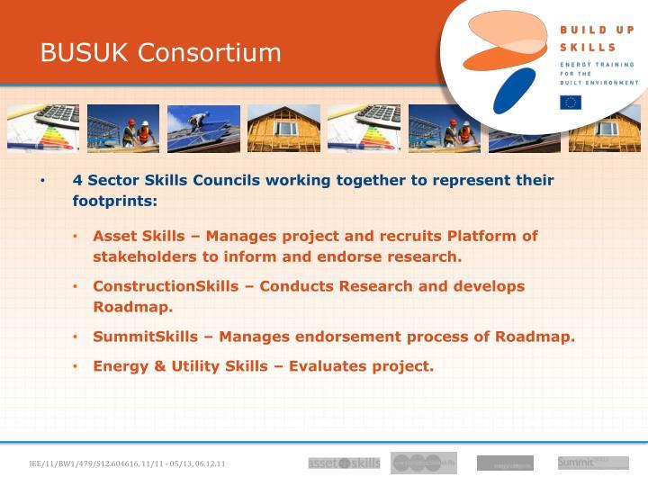 BUSUK Consortium