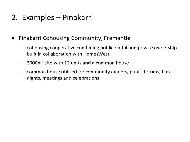 Pinakarri