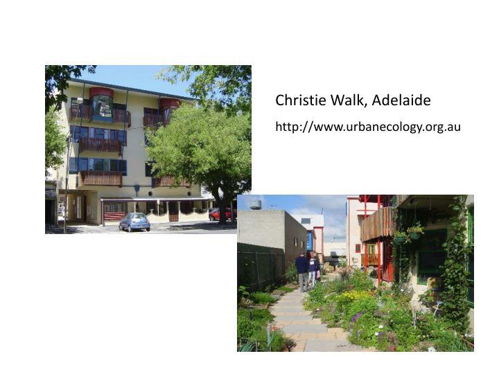Christie Walk, Adelaide