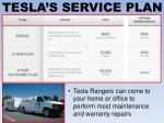 tesla s service plan