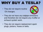 why buy a tesla