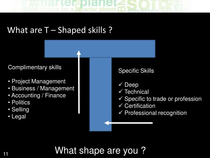 PPT - IBM Academic Initiative Skills for a Smarter Planet ...