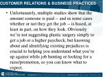 customer relations business practices10
