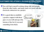 customer relations business practices4