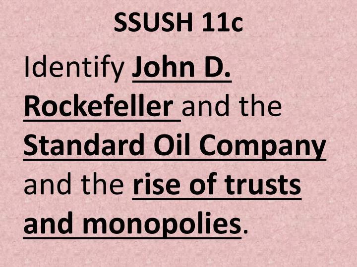 SSUSH 11c