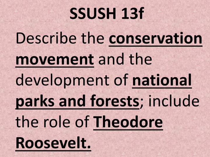 SSUSH 13f