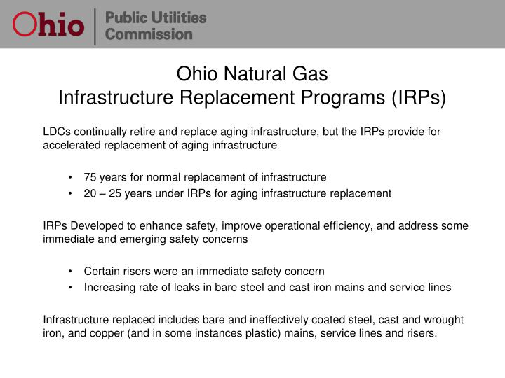 Ohio Natural Gas