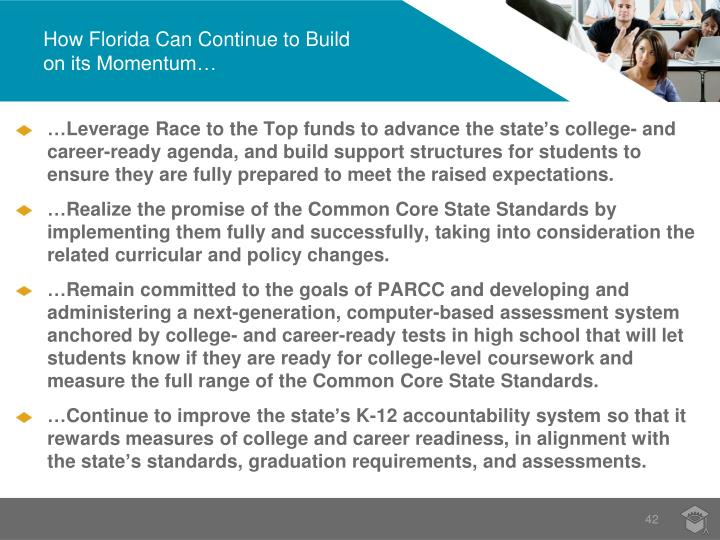 How Florida Can Continue to Build