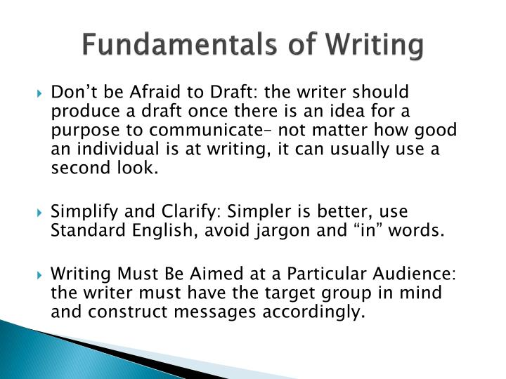 writing fundamentals Our blog series on writing workshop fundamentals continues through the weekend take a look at how you can benefit from incorporating small groups into your daily.