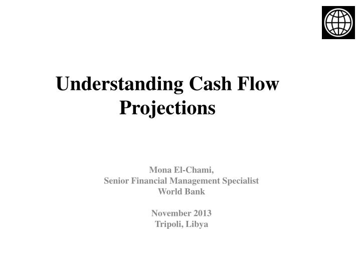 Understanding cash flow projections
