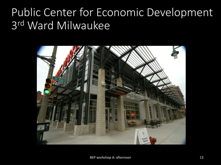 Public Center for Economic Development