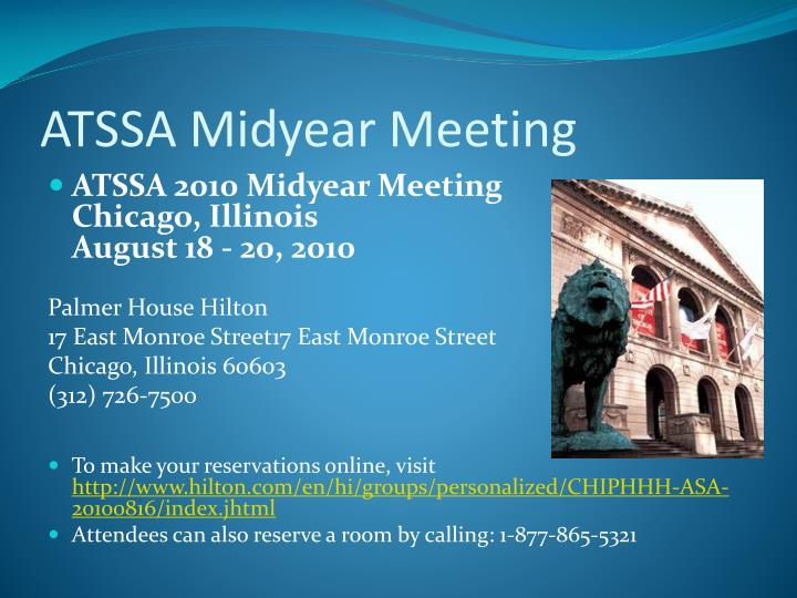 ATSSA Midyear Meeting
