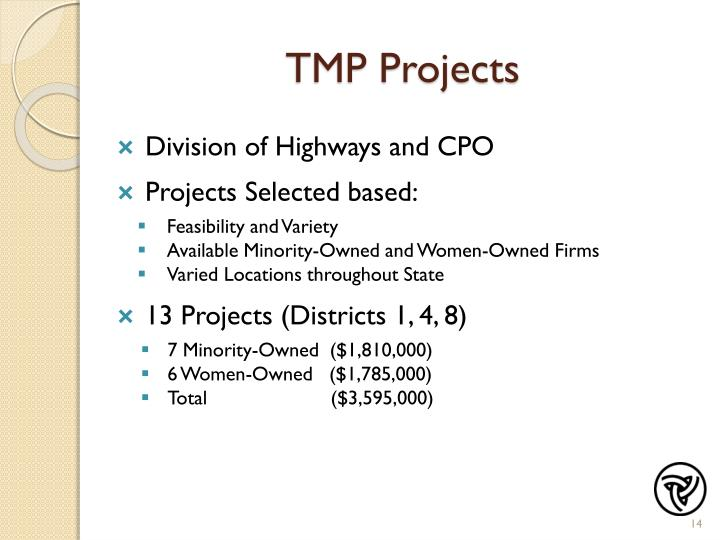 TMP Projects
