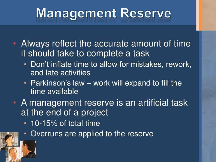 Management Reserve