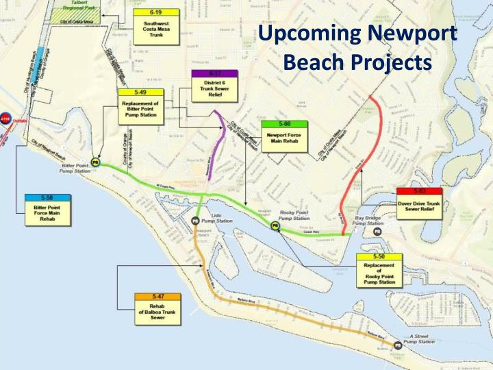Upcoming Newport Beach Projects