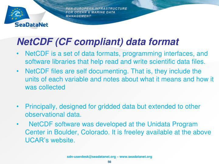 NetCDF