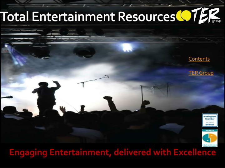 Total Entertainment Resources