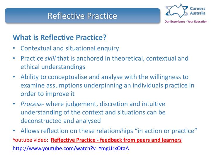 Reflective Practice