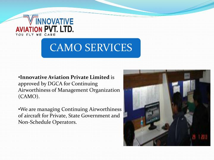 Innovative Aviation Private Limited