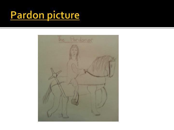 Pardon picture