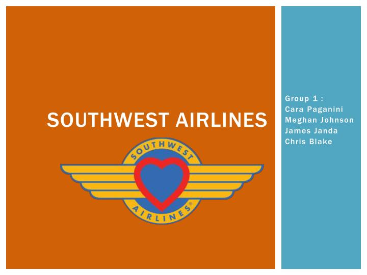 threats to southwest airlines essay