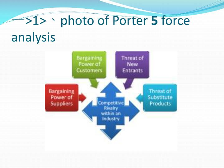 bakery industry analysis 5 porters Porter's five forces analysis is useful when trying to understand the competitive environment facing a backery industry it involves looking at internal competition, barriers to entry, the profit-appropriating power of both buyers and sellers, as well as substitutes to the goods produced.