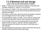 7 1 3 nominal and real change2