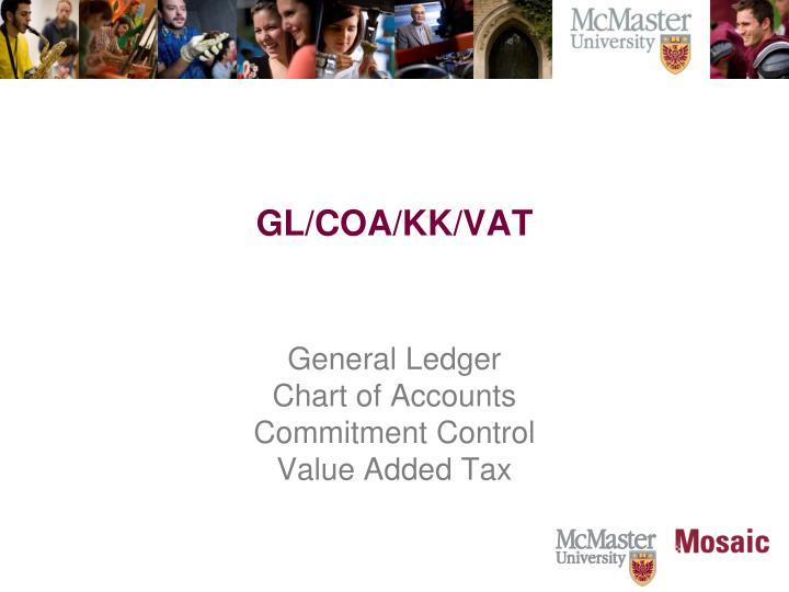 GL/COA/KK/VAT