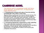 cambridge model1